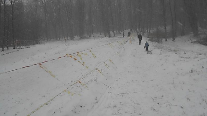 Коротко о погоде на перевале)