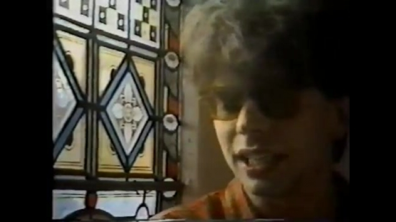 Echo The Bunnymen (Life at Brian`s, Play at home ``Lean and hungry``, Part 1)