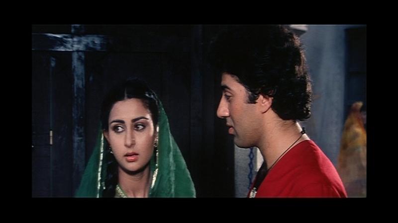 Легенда о любви SOHNI MAHIWAL- сэмпл DVD с фильмом, индийская версия, советский дубляж.