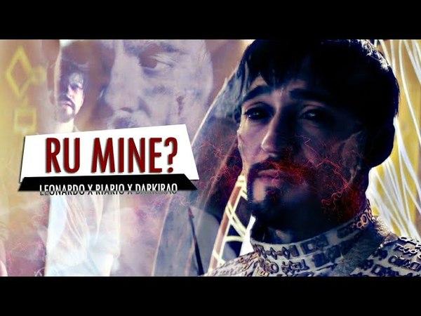 Leonardo x Riario x dark!Voice of Rao | RU Mine?