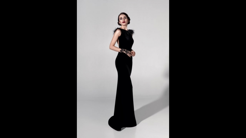 Evening dress Velvet Wisteria Bellezza e Lusso New collection Вечернее платье Velvet Wisteria Bellezza e Lusso Новая коллекция