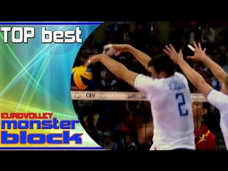 TOP best monster block -EUROVOLLEY 2017 Poland- the final four