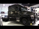 2018 Mack Anthem 64T 70inch MP8 505C Sleeper - Exterior Interior Walkaround - 2018 Truckworld