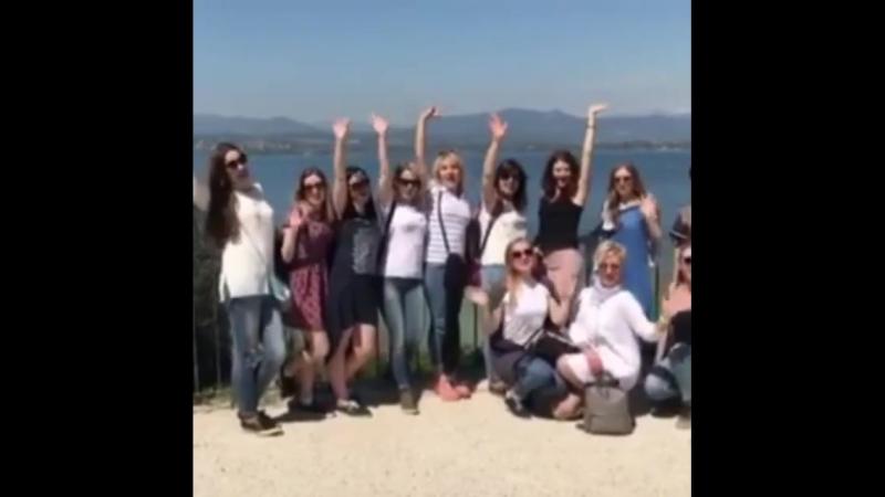 12 наших косметологов отправились в Италию, чтобы получить знания, опыт и обучиться новейшим методикам у итальянских коллег🇮