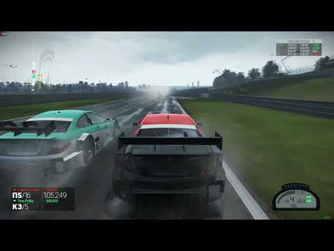 Project CARS - The Lost Cars 1: Mercedes-Benz AMG C-Coupe DTM