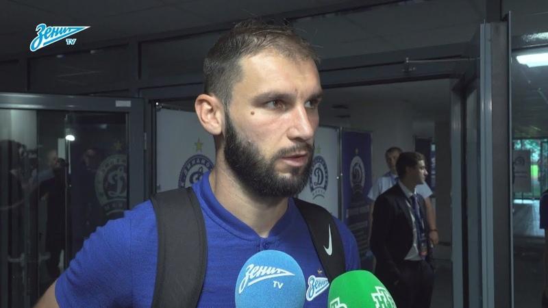 Бранислав Иванович: «Сегодня был один плюс — наши болельщики»