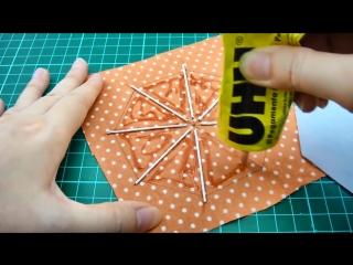 DIY Miniature Doll Mini Umbrella - Can Open Close!