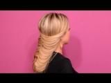 UNDER THE CHIN FLIP BACK BEARD BRAID _ Hair Tutorial