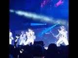 VK180714 MONSTA X - Jealousy @ The 2nd World Tour The Connect in Taipei
