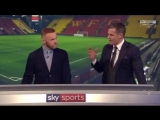 Rooney and Keane bust-up
