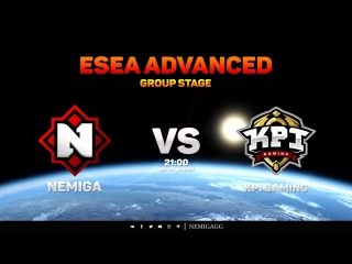 ESEA ADVANCED - GROUP STAGE - ROUND 16