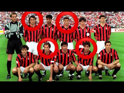 AC Milan ● Greatest Defence Ever ||HD||►Tassotti-Baresi-Costacurta-Maldini◄