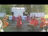 8 июня. День Карелии. Танец румынских цыган.