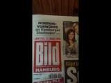Газета Бильд в Германии поздравляет В.В.Путина с победой