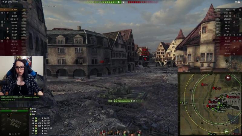 XAM_II vs mozol6ka