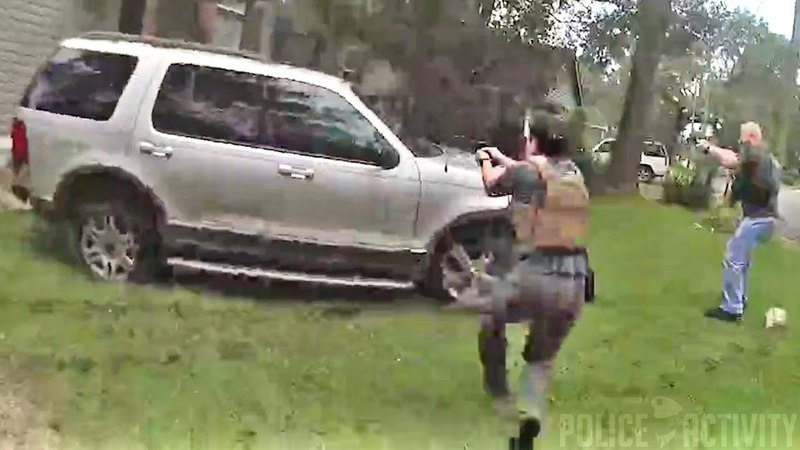 Bodycam Video Of Fatal Officer-Involved Shooting Of Herbert Gilbert