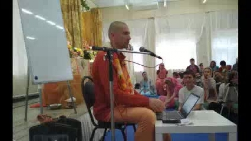 11 мая. Ананда Вардхана Свами - Качества Кришны, 40-е. Ч.7