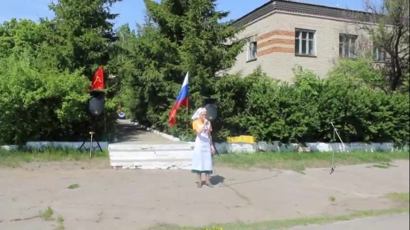 Юрова Юлия - Песня Ленинградки
