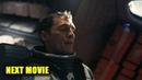 Стыковка посадочного модуля Интерстеллар 2014 Момент из фильма 1080p
