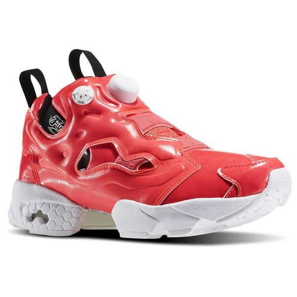 Кроссовки InstaPump Fury Overbranded