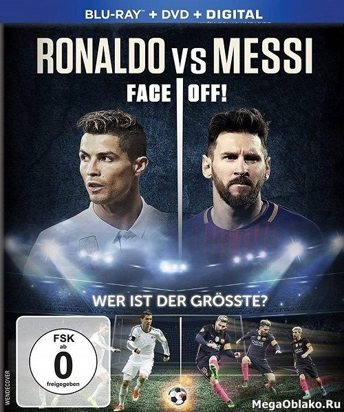 Роналду против Месси / Ronaldo vs. Messi (2017/BDRip/HDRip)