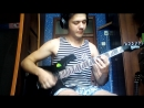 Rise against-Give it all guitar cover