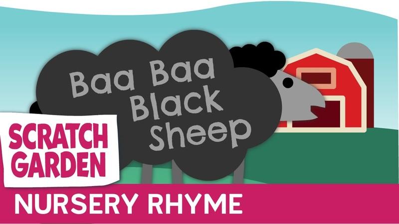 Baa Baa Black Sheep Song - Video by Scratch Garden