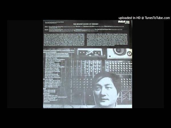 04 Tomita Clair De Lune Suite Bergamasque No 3