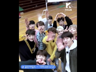 180218 [Self Cam] Idol Certificate Center - Golden Child It's U