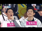 [FULL CUT] 180215 MBC 2018 ISAC for Bowling @ EXOs Chanyeol