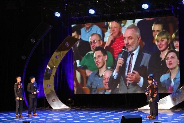 Телевизионная Международная лига КВН. Третья 1/4 финала 2018