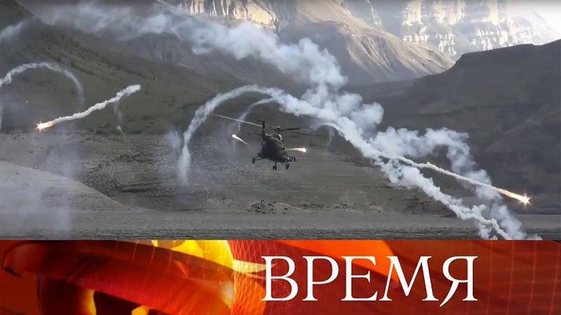 В Дагестане вручили ордена Мужества родственникам погибших бойцов Росгвардии.