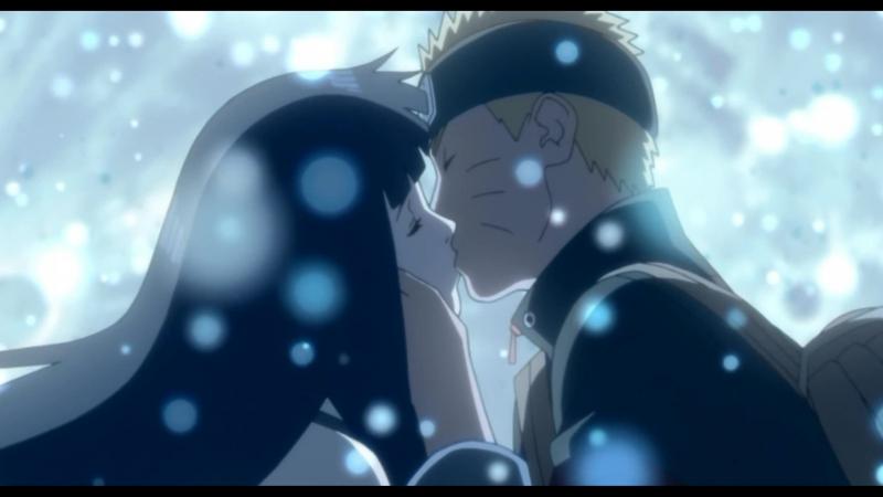 Naruto Shippuuden Last Muvie Naruto Hinata Kiss Begins True Love Наруто Ураганные Хроники Фильм Наруто Хината Начало Любви