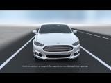 Система помощи при экстренном торможении (EBA)  - Ford Russia