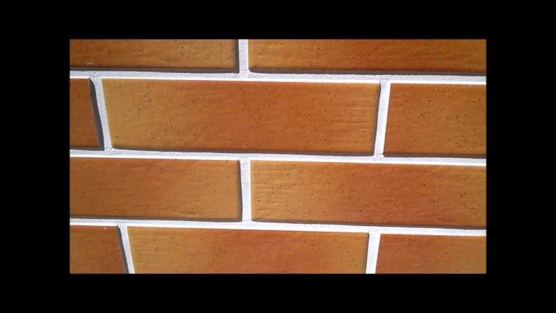 Польский клинкер Paradyz.Светло-коричневый.
