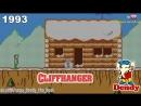 Скалолаз игра на Денди Полное прохождение 1993 Cliffhanger NES Walkthrough