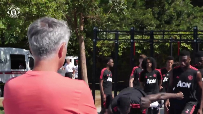 Manchester United Training! ¦ Alexis Sanchez joins squad ¦ USA Tour 2018 Live on MUTV