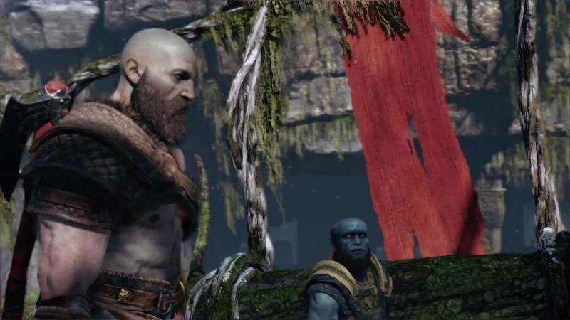 Поиграл в God of War в Праге - первый ПРОМАХ Sony Свежий геймплей и впечатления. И не только.