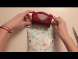 Как быстро и просто упаковать подарок- три отличных способа