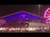 Lil Uzi Vert прыгает в толпу с 6-метровой высоты на фестивале