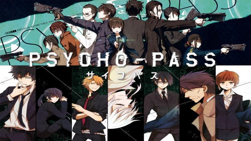 Психопаспорт/Psycho Pass/Psychopath. Opening/Опенинг 1-3
