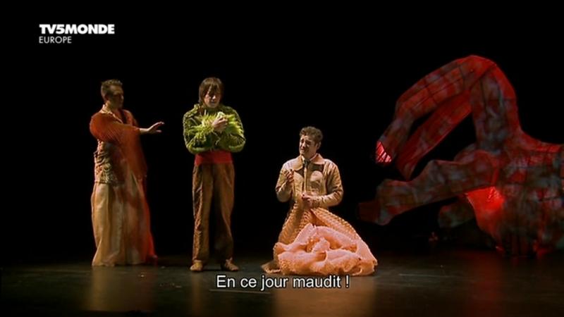Чаровник Орфей / Orfeo Chaman (2016) - Teatro Mayor Julio Mario - Santo Domingo, Bogota, Colombia