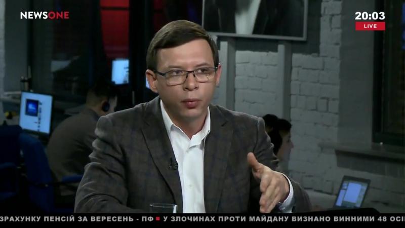 Евгений Мураев в Большом вечере на телеканале NewsOne 21 11 17
