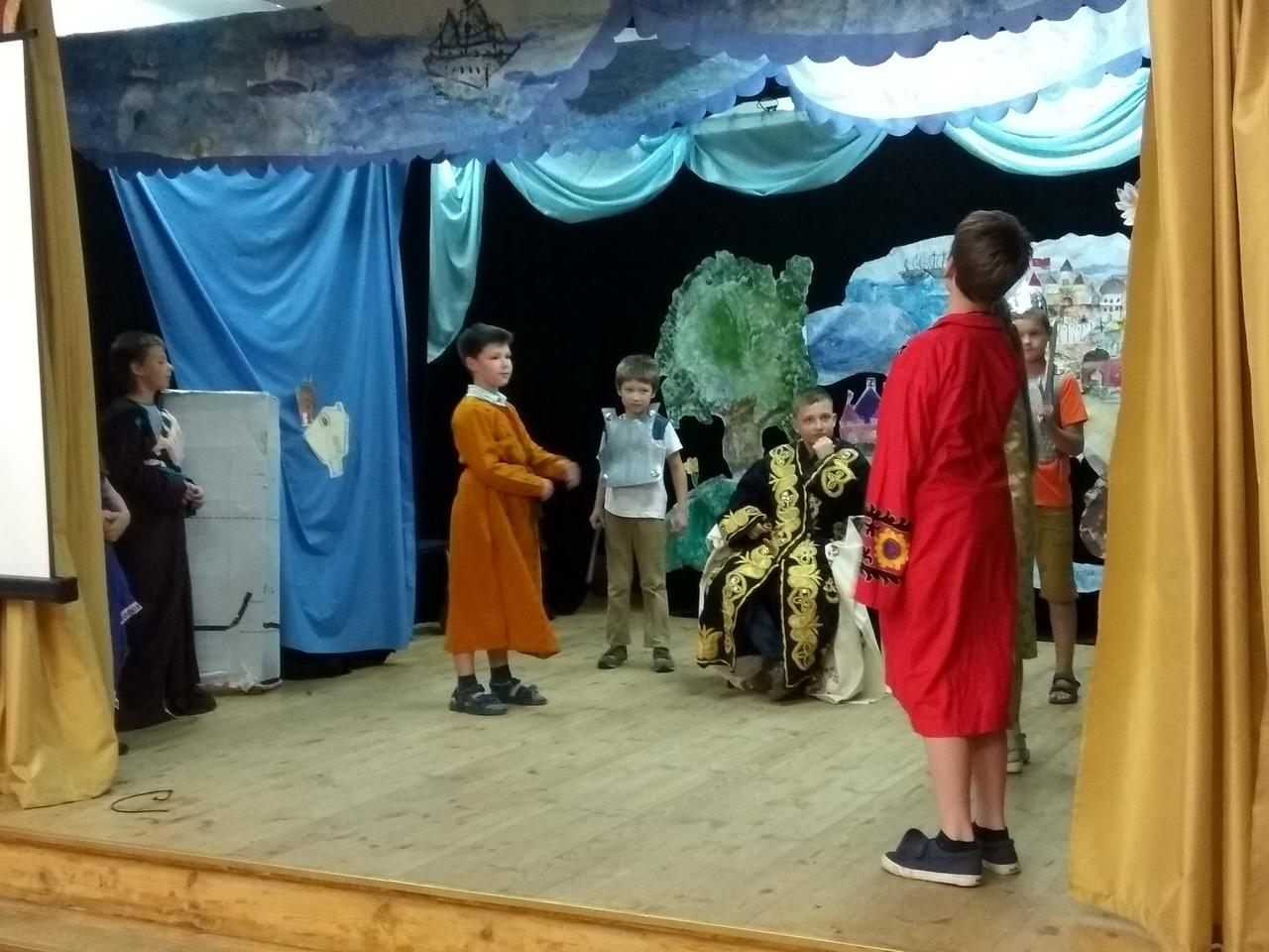 ГТД Московия - спектакль