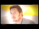 star lord (peter quill) and gamora vine marvel