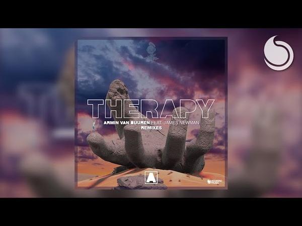 Armin van Buuren Ft. James Newman - Therapy (Super8 Tab Remix)