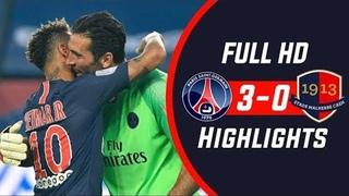 PSG vs Caen 3-0 Highlights & All Goals 12/08/2018 HD ПСЖ - КАН