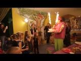 Детский день рождения в театре-клубе Дубы Колдуны