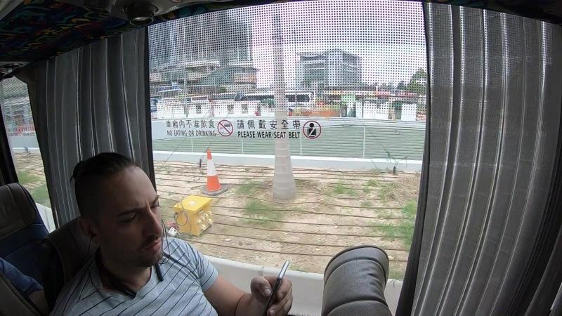 поездка Гонконг - Шеньчжень