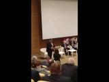 инициативная группа г Рошаль в Государственной Думе! Не давать микрофон Инессе становится доброй традицией чиновников уже #Мыпро